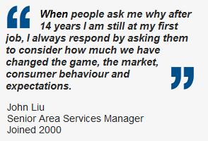 Quote from John Liu